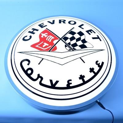 Chevrolet Corvette Flages 15