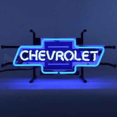 Chevrolet Bowtie Junior Neon Sign