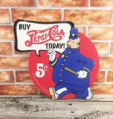 Pepsi Cola Soda Pop Cop
