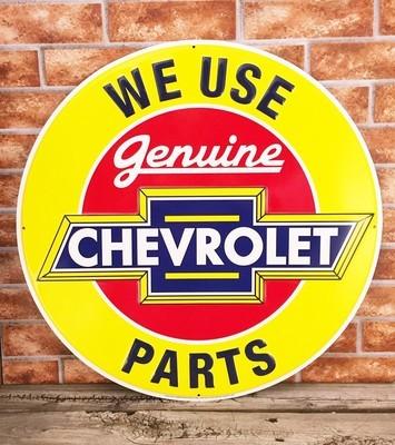 Chevrolet Chevy Genuine Parts
