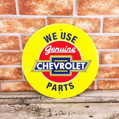 Chevrolet Chevy We Use Genuine Parts
