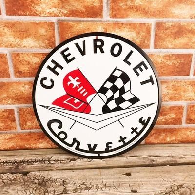 Chevrolet Corvette Chevy Logo