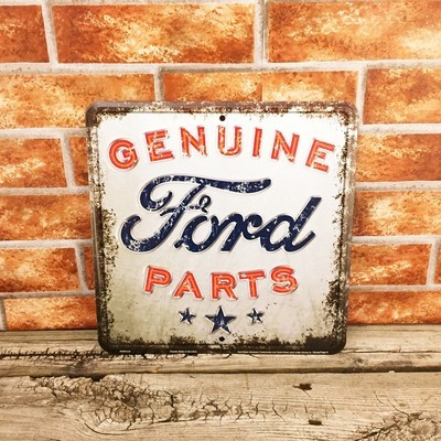 Ford Genuine Parts Rustic