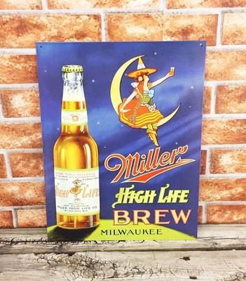 Miller High Life Brew Beer