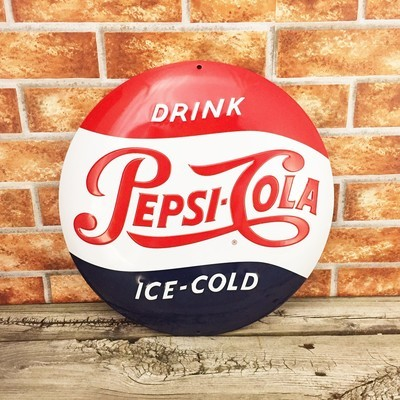 Pepsi Cola Drink Ice Cold 3D Disk