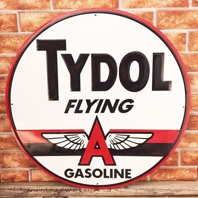 Tydol Flying A Gasoline