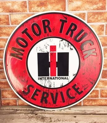 International Harvester IH Motor Truck Service