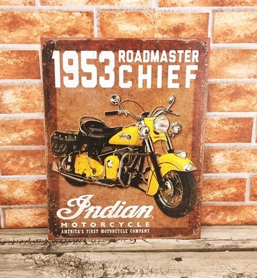 Indian Motorcycle 1953 Chief