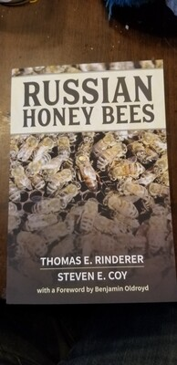 Russian Honey Bees by Steven Coy