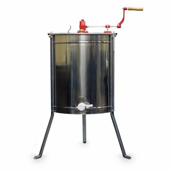 4 Frame Manual Honey Extractor