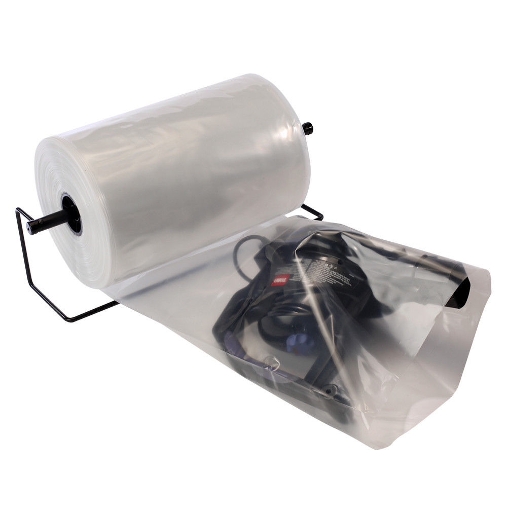 Clear Poly Tubing 4 mil 22