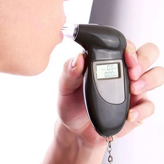 Portable Breathalyzer Test