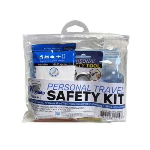 Personal Travel Safety Kit ( Case of 36 )