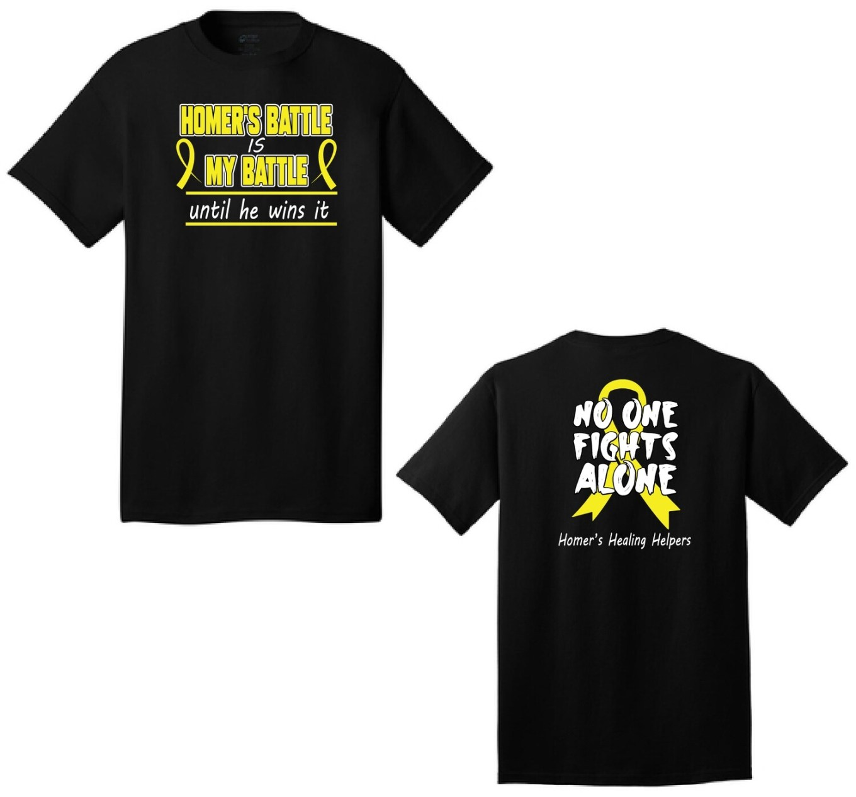 Homer's Healing Helpers T-Shirt
