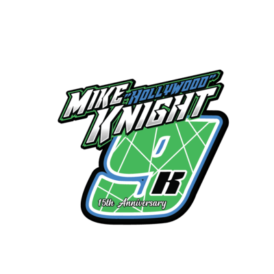 2020 Mike Knight Racing Sticker