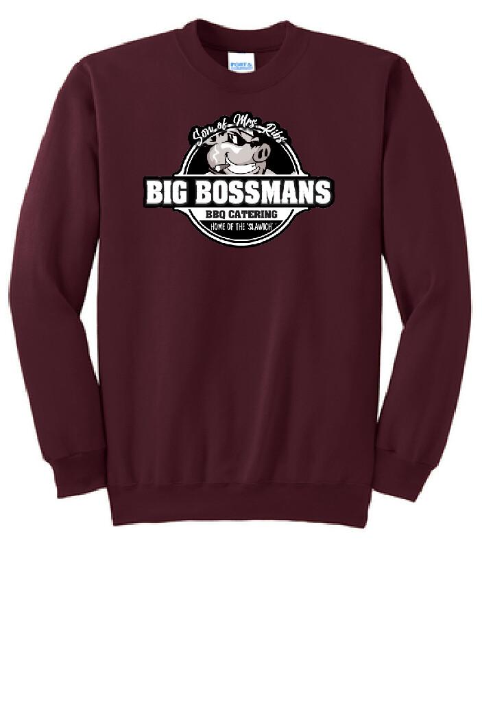 Big Bossmans BBQ Crewneck Sweatshirt