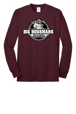Big Bossmans BBQ Long Sleeve