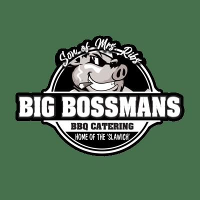 Big Bossmans BBQ Sticker
