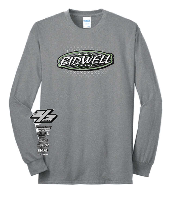 2020 Bidwell Racing Long Sleeve