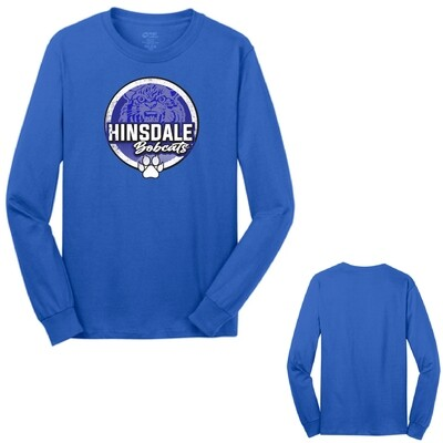 2020 Hinsdale Bobcats Long Sleeve
