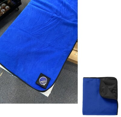 2020 Hinsdale Bobcats Blanket