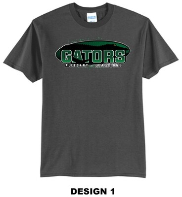 2020 ALCS T-Shirt (Charcoal)