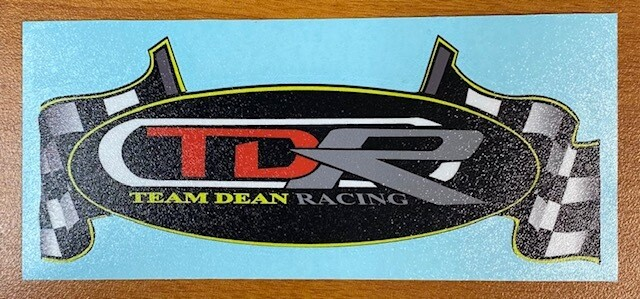 TDR Racing Sticker