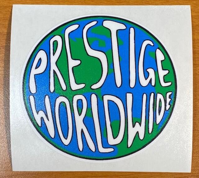 Step Brothers | Prestige Worldwide Sticker