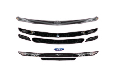 1RC Late Model Alternative Headlights & Grille Pack