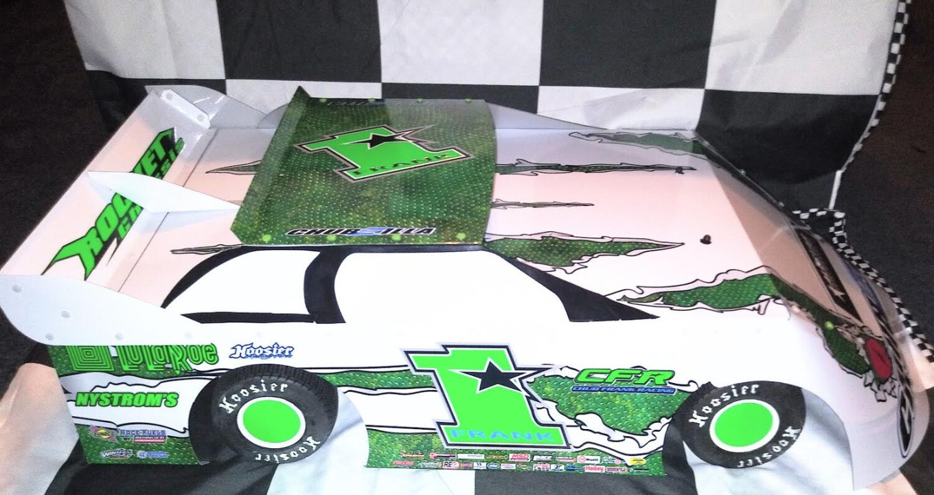 GT Bodies Late Model Wrap (Designed to Order)