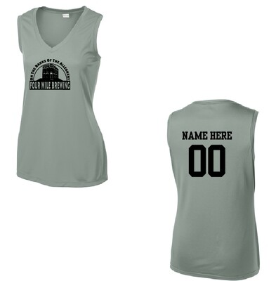 2021 4MB Softball DriFit Sleeveless (Ladies)