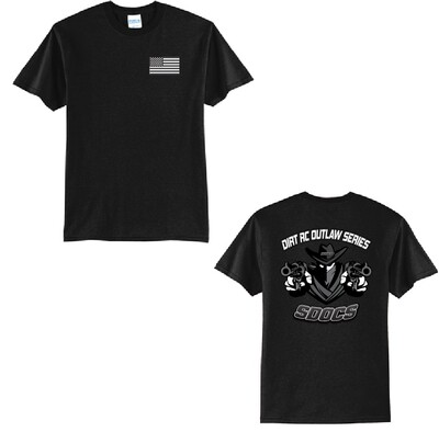 2021 Dirt RC Outlaw Series T-Shirt