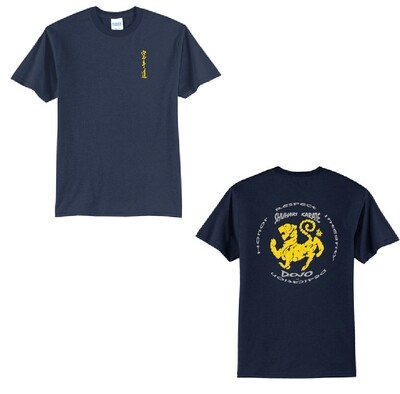 2021 Shuhari Karate Dojo T-Shirt