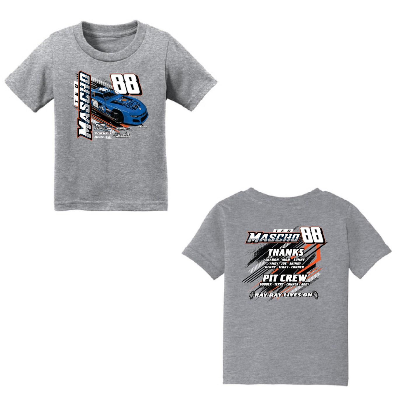 2021 Mascho Racing Infant/Toddler Digital T-Shirt