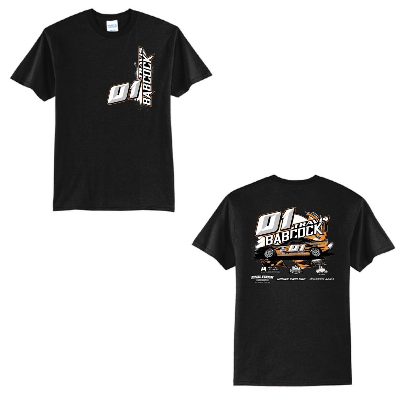 2021 Babcock Racing T-Shirt