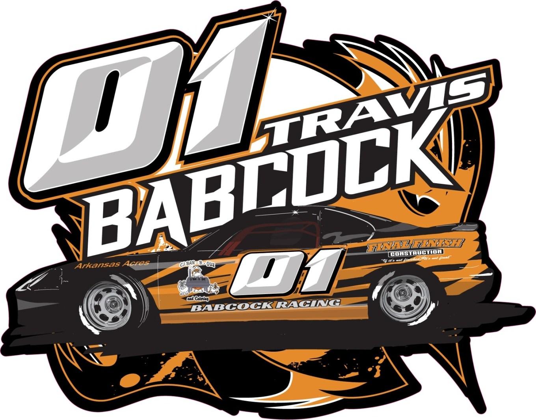 2021 Babcock Racing Sticker