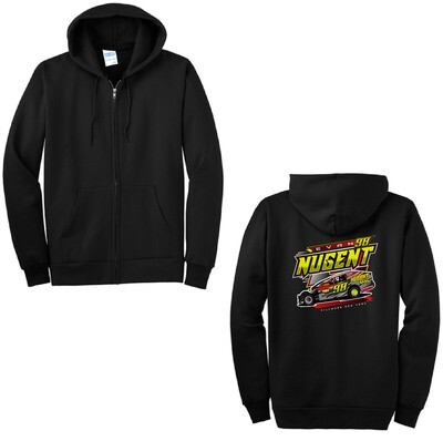 2021 Nugent Racing ZipUp Hoodie