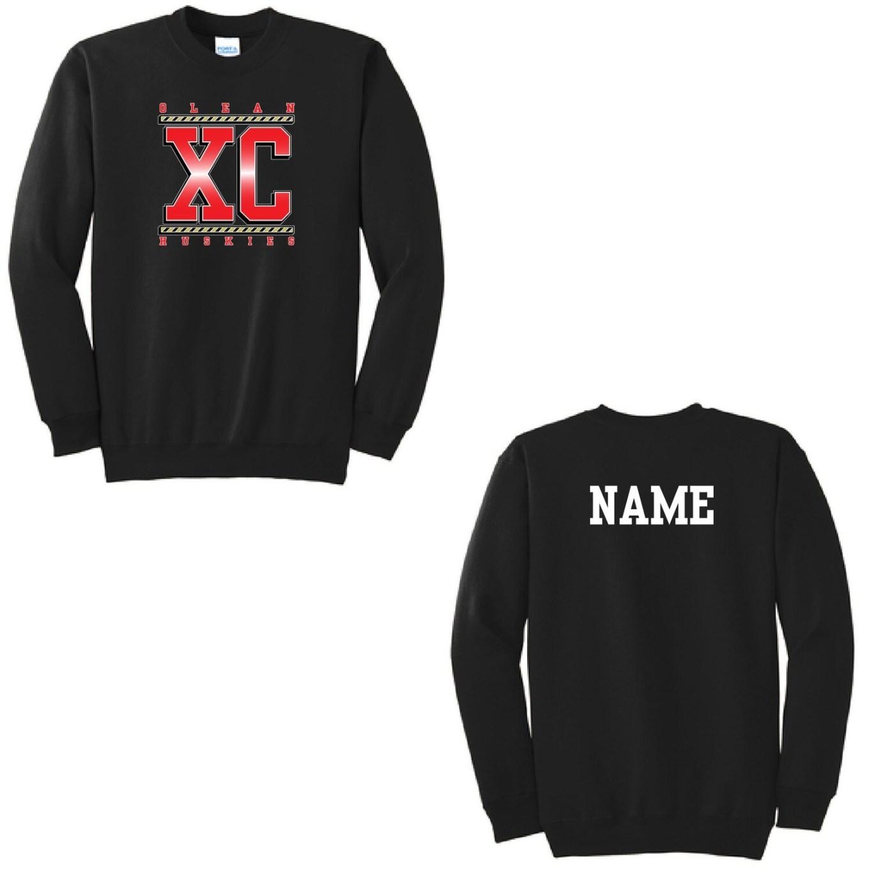 2021 Olean XC Crewneck Sweatshirt