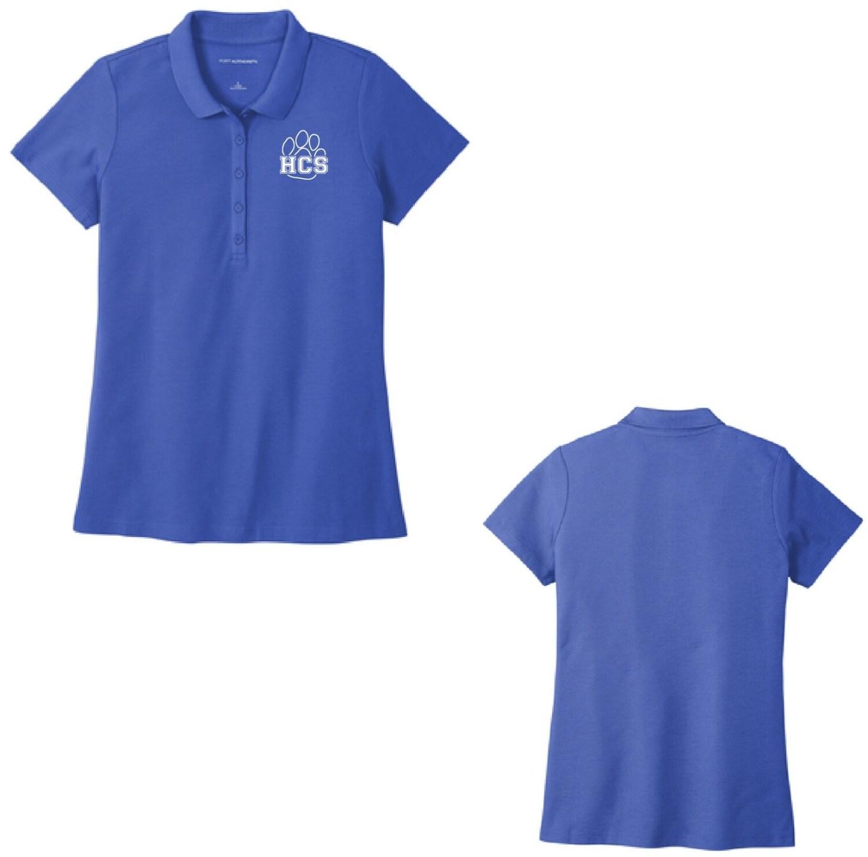 2021 Fall Hinsdale Spirit Wear Ladies Polo