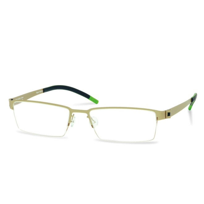Green Semi Rim FFA 901 Gold   (54-18-140 mm)  size L