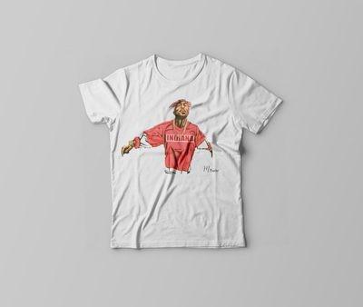 Indiana Tupac Shirt