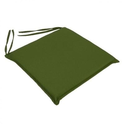 Μαξιλάρι Καρέκλας Μονόχρωμο Πράσινο - Be Comfy