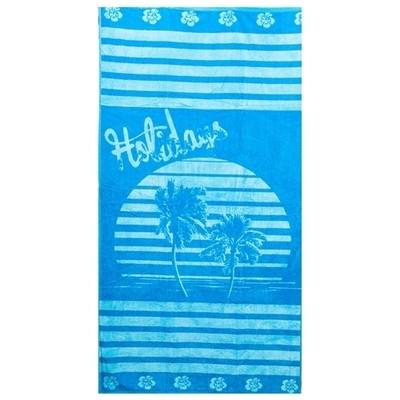 Πετσέτα Θαλάσσης Ζακάρ Holidays 038 - Komvos