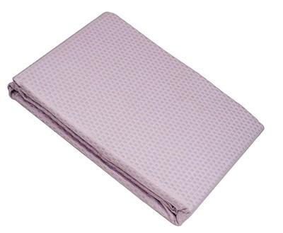 Κουβέρτα Πικέ Μονή Sanforized Lilac - Le Blanc