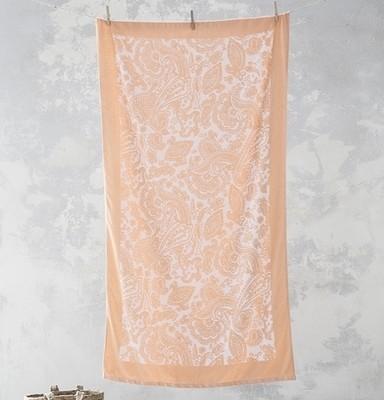Πετσέτα Θαλάσσης Ζακάρ Keyla Coral - Nima Home