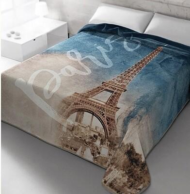 Κουβέρτα Βελουτέ Μονή Ισπανίας 303 Paris - Belpla