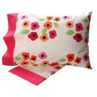 Σετ Σεντόνια Μονά Cotton Feelings 529 Pink - Sunshine