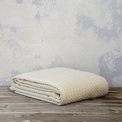 Κουβέρτα Μονή 160Χ240 εκ. Habit Sand Beige - Nima Home