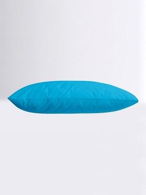 Μαξιλαροθήκες Ζευγάρι Μονόχρωμες Menta 15 Turquoise - Sunshine