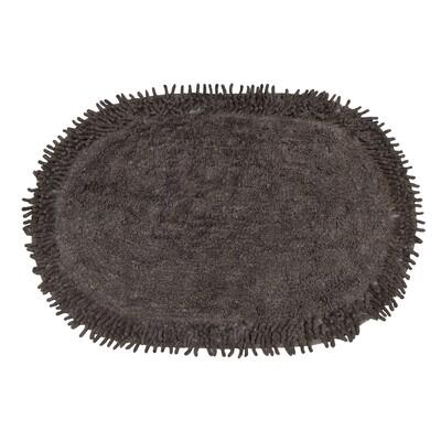 Πατάκι Μπάνιου Σπέτσες Brown 40x60 - Komvos